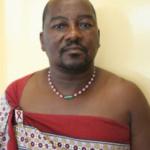 Chief Gija Dlamini