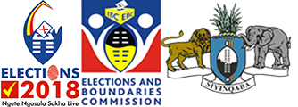 Elections and Boundaries Commission Logo